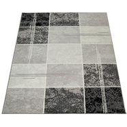 vloerkleed, »sinai 057«, paco home, rechthoekig, hoogte 13 mm grijs