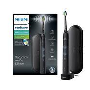 philips sonicare elektrische tandenborstel hx6830-53, 1 opzetborsteltje zwart