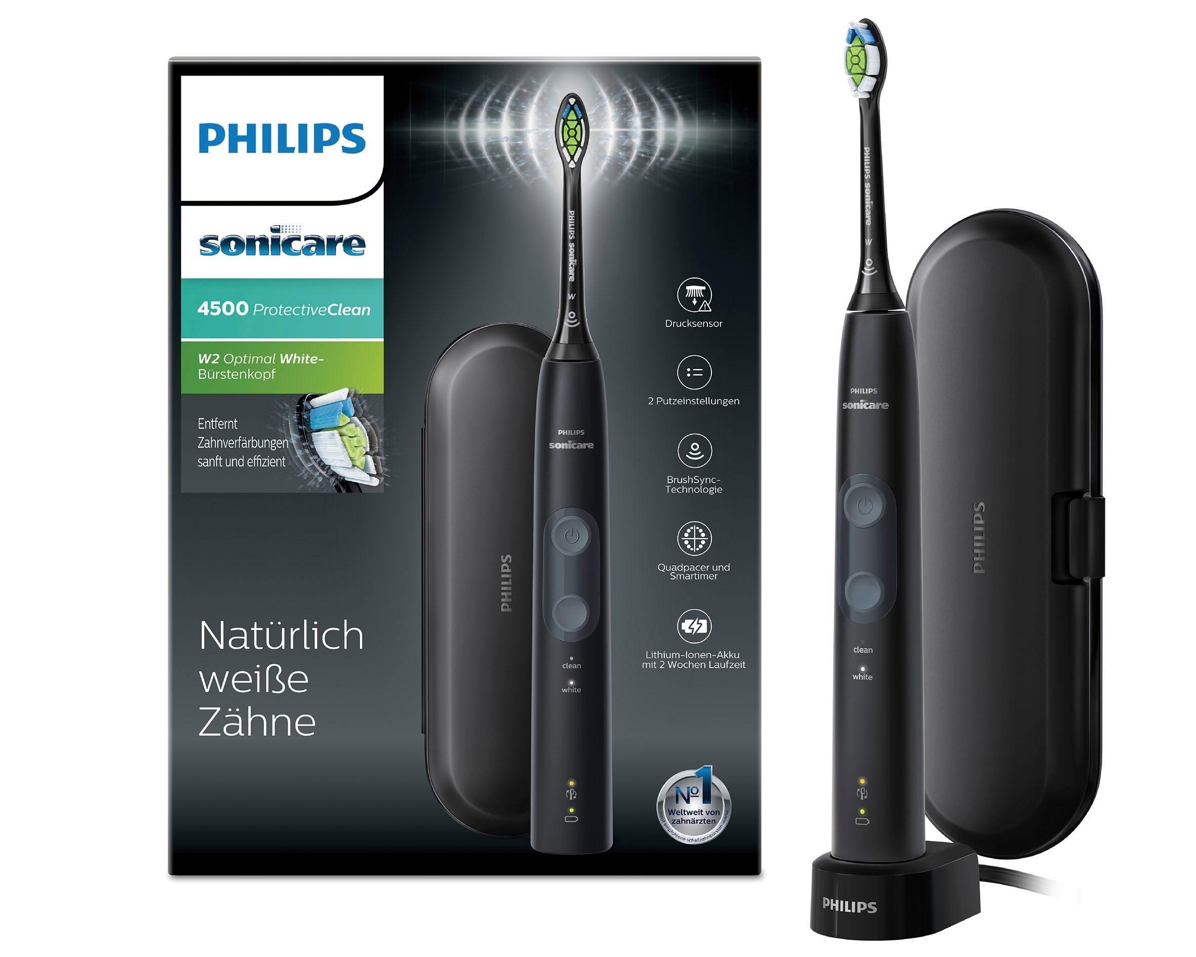 Philips Sonicare elektrische tandenborstel HX6830/53, 1 opzetborsteltje veilig op otto.nl kopen