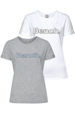 bench. t-shirt grau