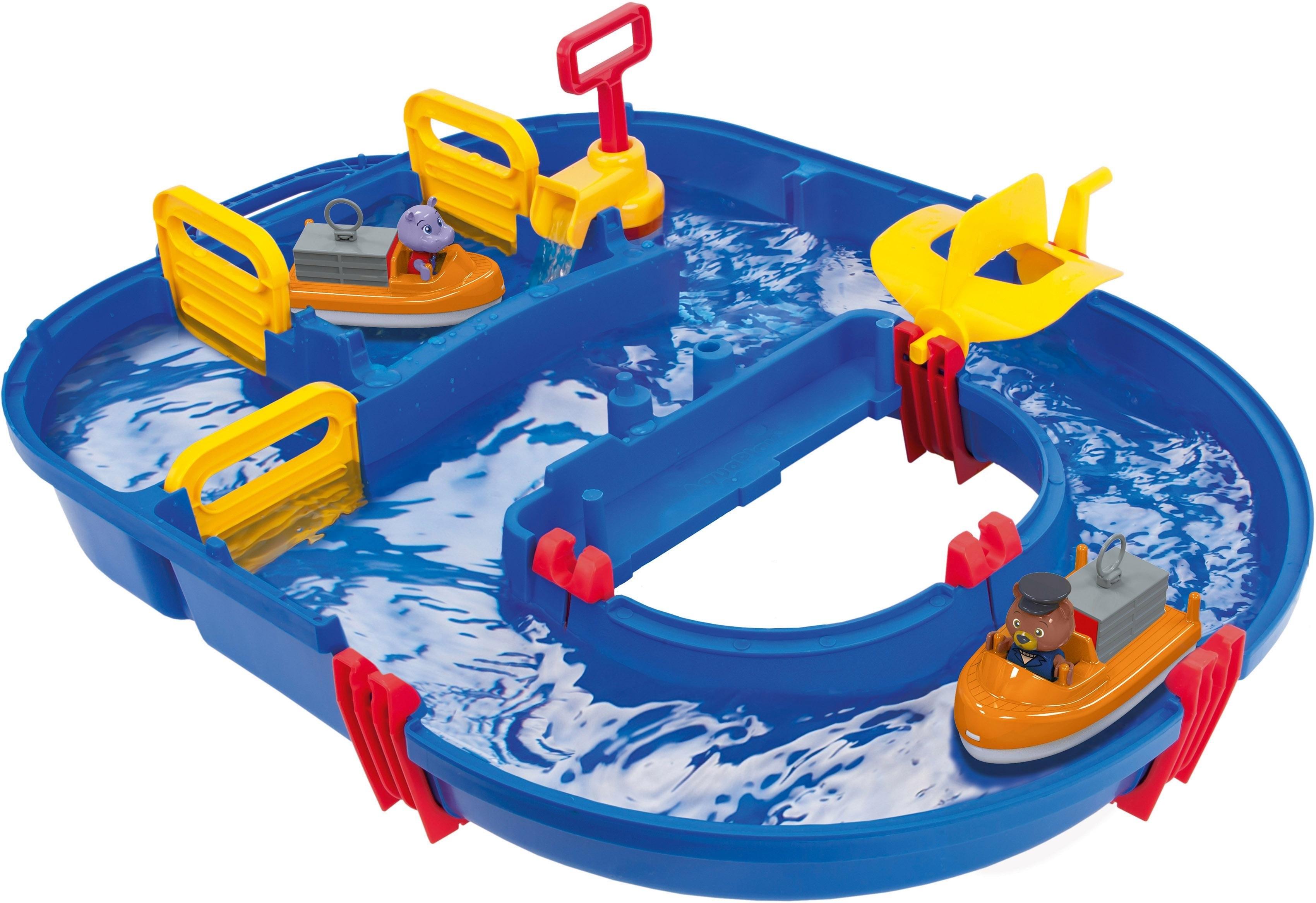 Big waterbaan met boten en veel accessoires, »AquaPlay StartLockSet« nu online bestellen