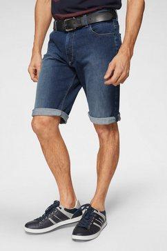 pionier jeansshort »kevin« blauw