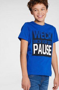 arizona t-shirt blauw