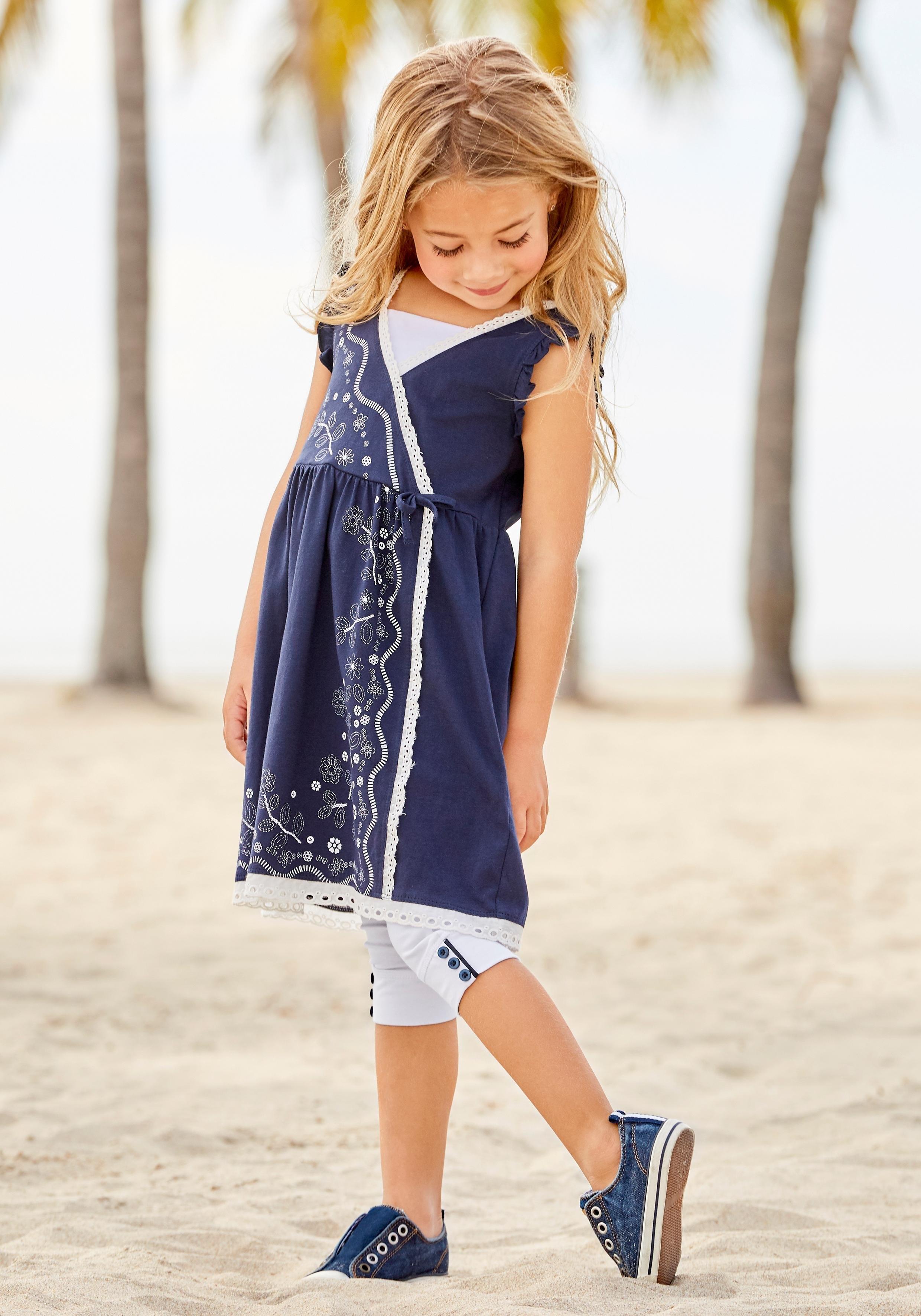 jurk met legging