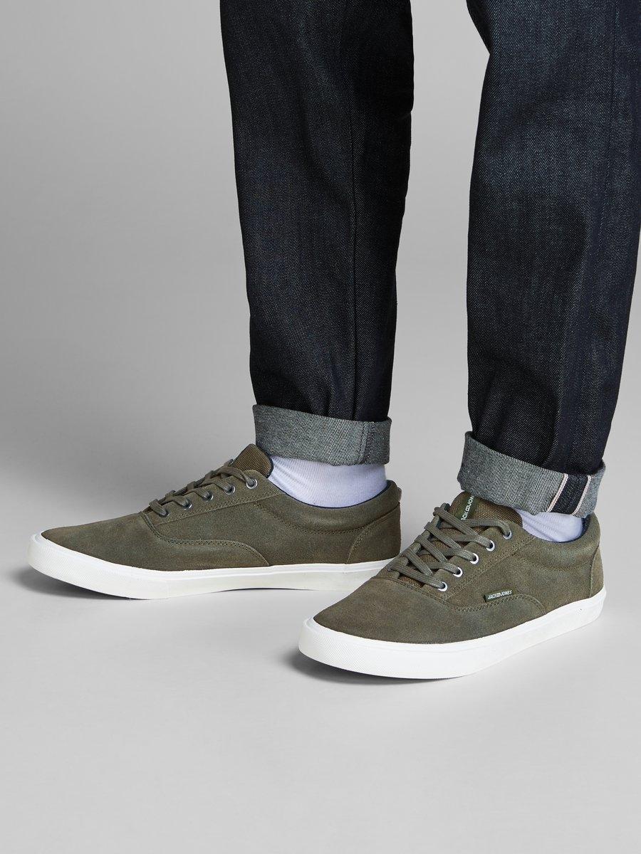 Jones Sneakers Gevonden Jackamp; Suède Snel QCWeoxBrd