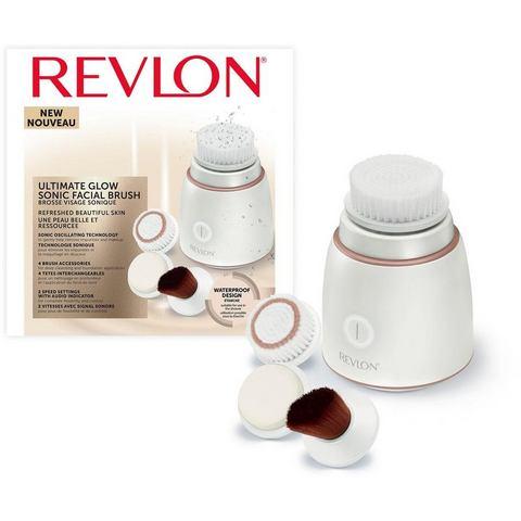 Revlon gezichtsborstel Ultimate Glow RVSP3538UKE, levert tot 300 pulseerbewegingen per seconde
