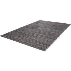vloerkleed, »sunset 600«, lalee, rechthoekig, hoogte 7 mm, machinaal geweven grijs
