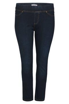 jeansjegging met 7-8-lengte Blauw
