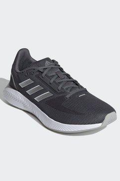 adidas runningschoenen run falcon 2.0 grijs