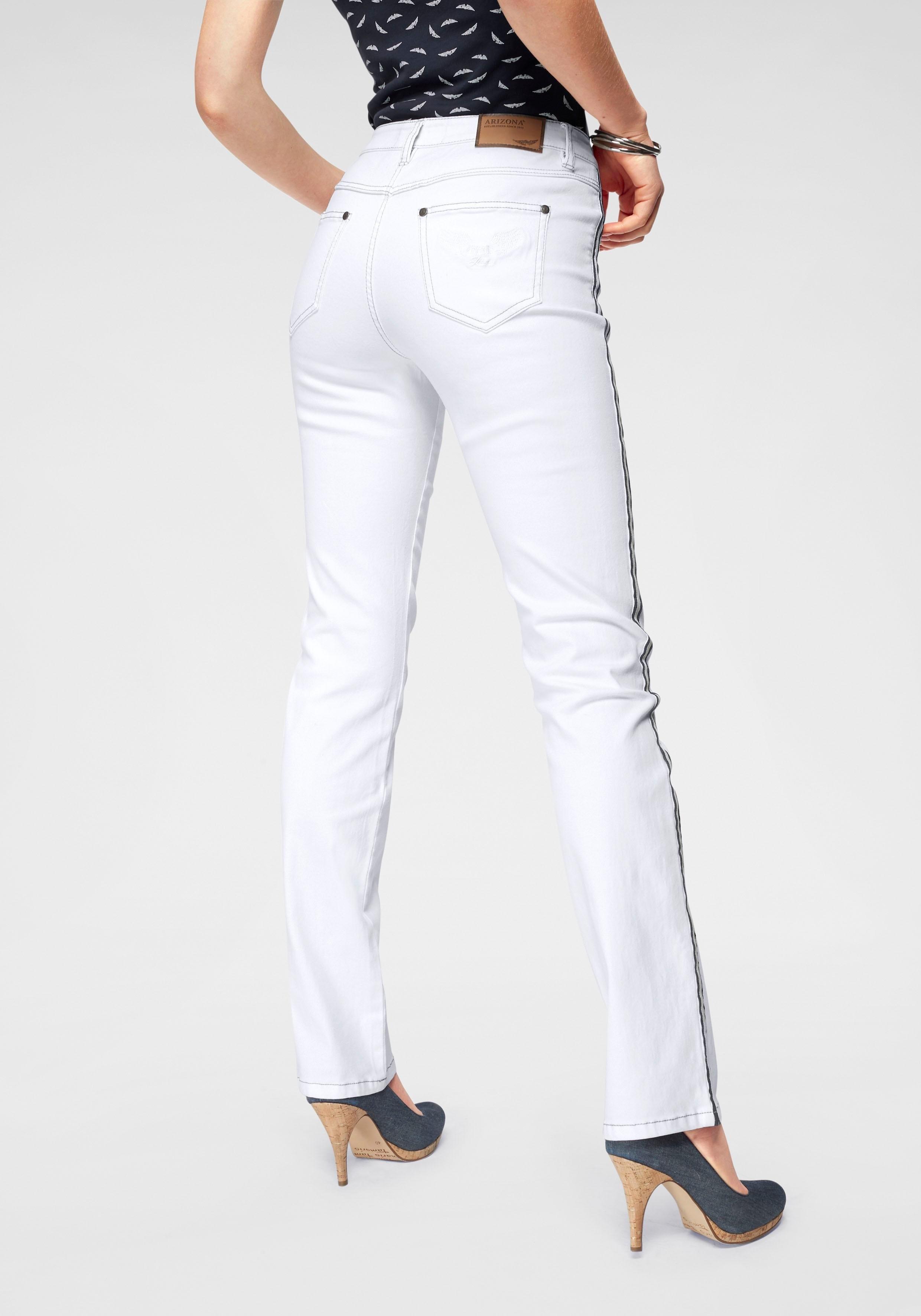 ARIZONA rechte jeans »Annett« bij OTTO online kopen