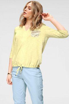 lecomte shirt geel