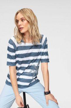 lecomte t-shirt blauw