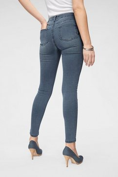 arizona skinny fit jeans ultra stretch high waist blauw