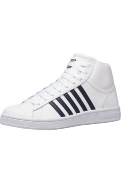 k-swiss sneakers »court winston mid« wit