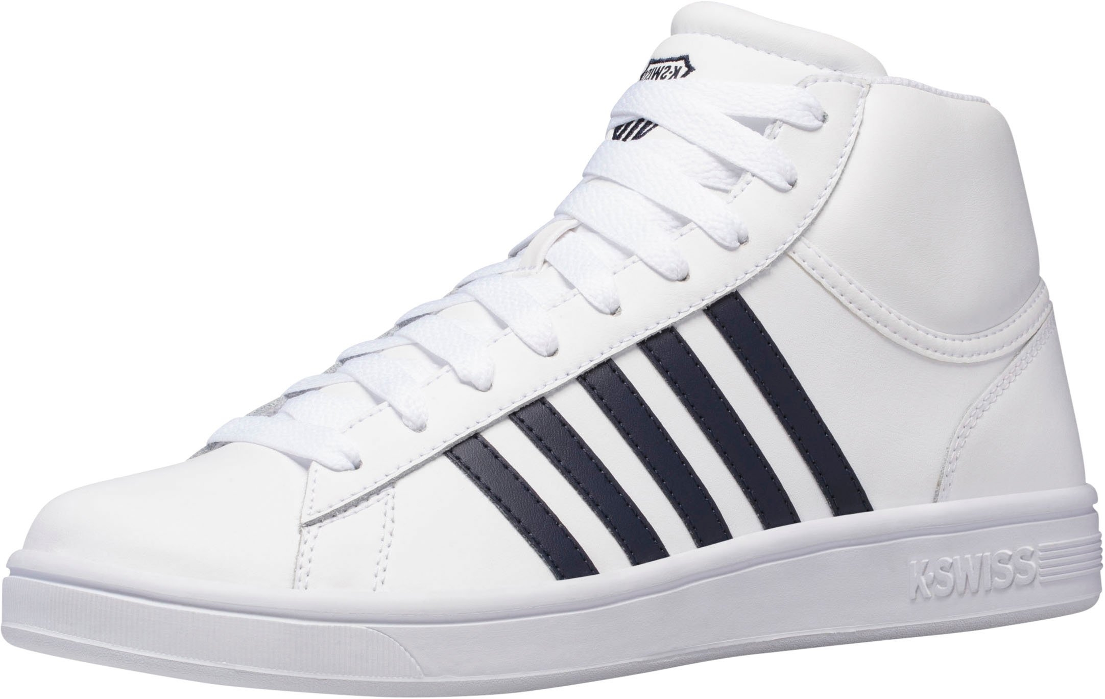 K-Swiss sneakers »Court Winston Mid« bestellen: 30 dagen bedenktijd