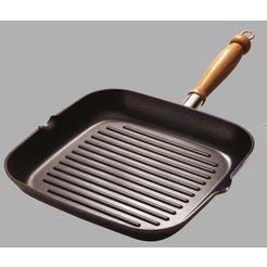 risoli grillpan »saporella line« zwart
