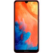 huawei y7 2019 smartphone (15,9 cm - 6,26 inch, 32 gb, 13 mp camera) rood