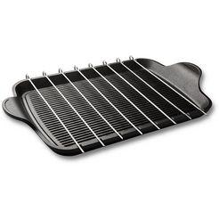 risoli grillpan »brochette« zwart