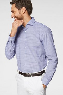 strellson overhemd »sereno« blauw