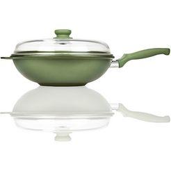 risoli wok »dr.green« groen