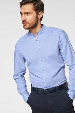 strellson overhemd »conell« blauw