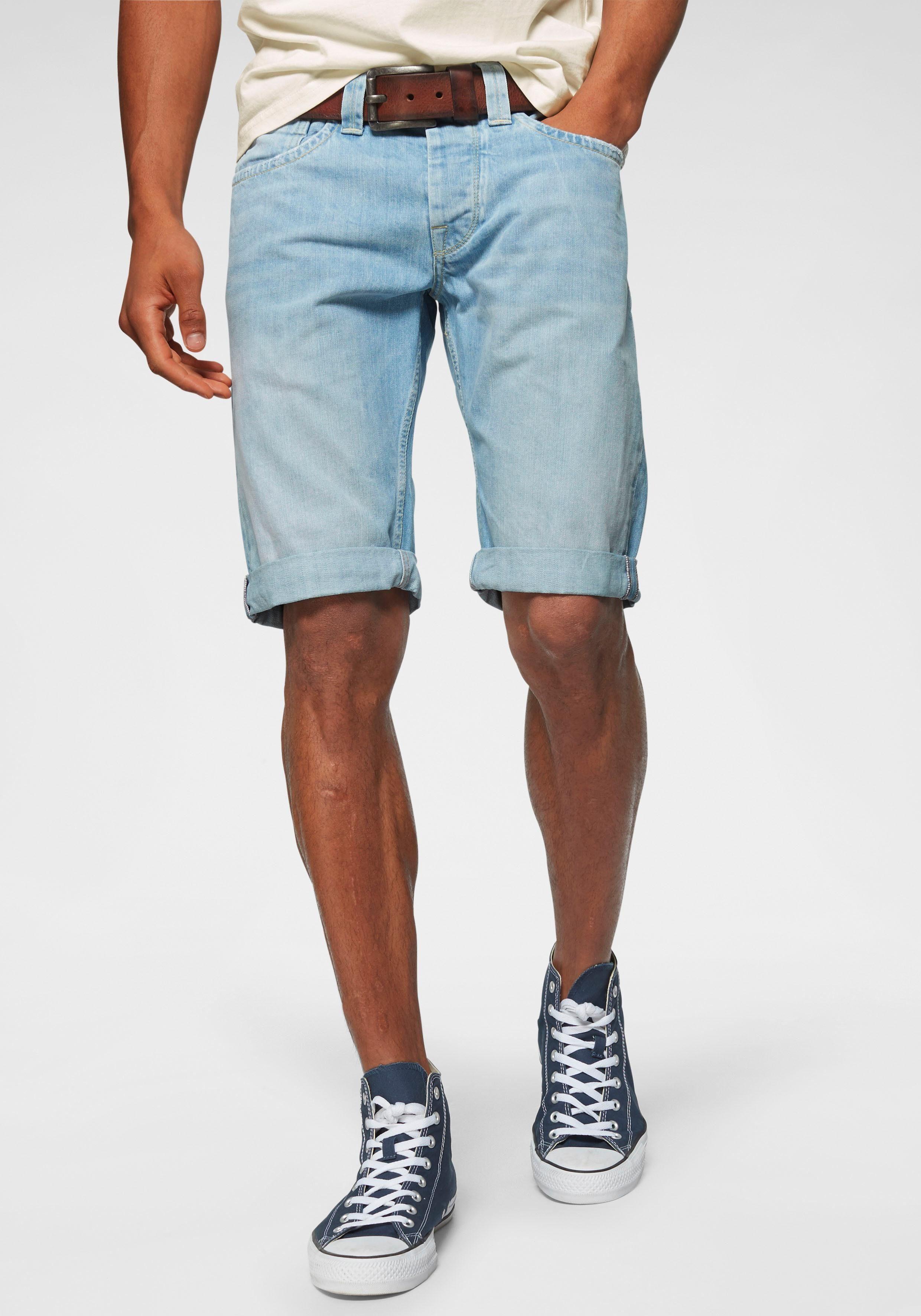 jeansshort »CASH SHORT«