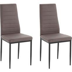 "stoel ""sandy"" beige"