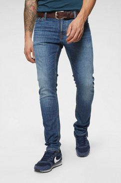 jack  jones slim fit jeans glenn blauw