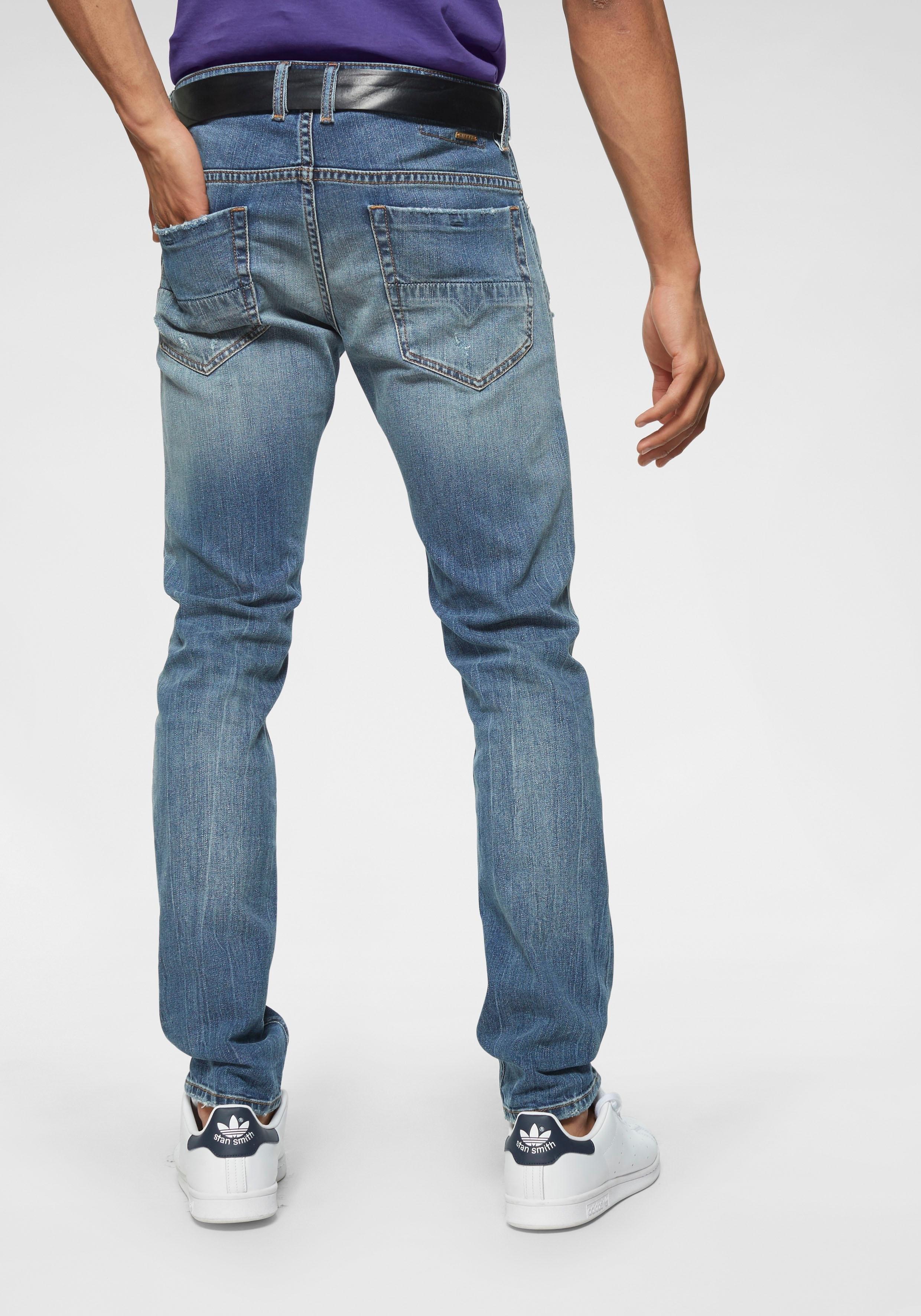 Diesel skinny fit jeans »THOMMER« - verschillende betaalmethodes