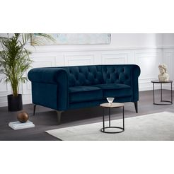 premium collection by home affaire chesterfield-bank »tobol« groen