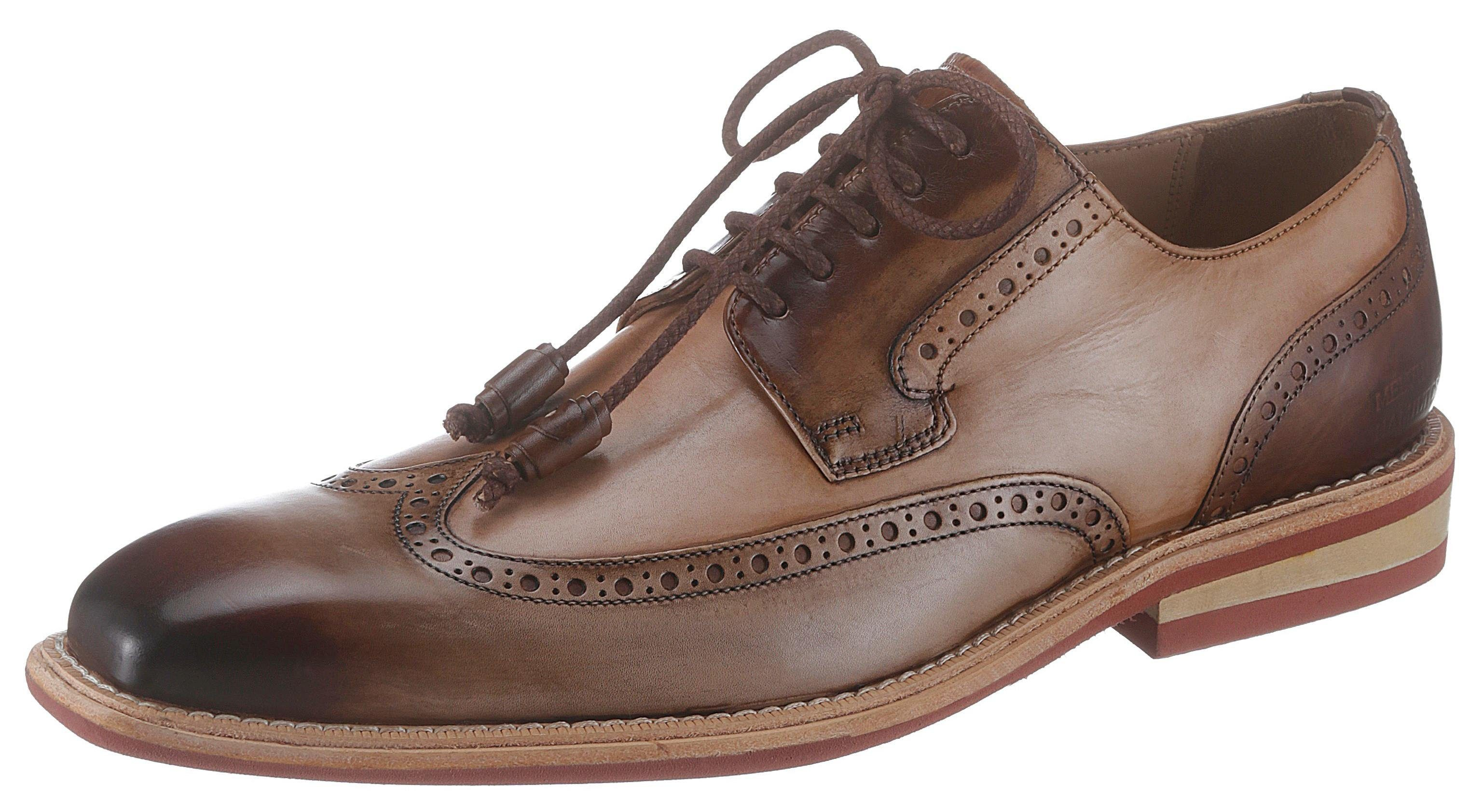 melvin & hamilton heren schoenen