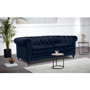 premium collection by home affaire 3-zitsbank »chambal« blauw