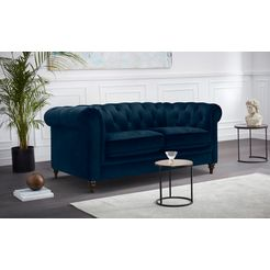 premium collection by home affaire 2-zitsbank »chambal« groen