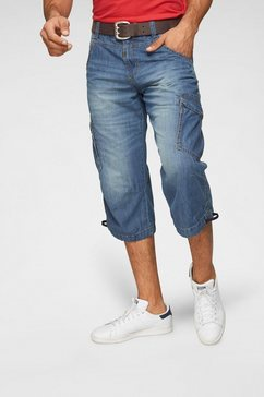 timezone 3-4 jeans blauw