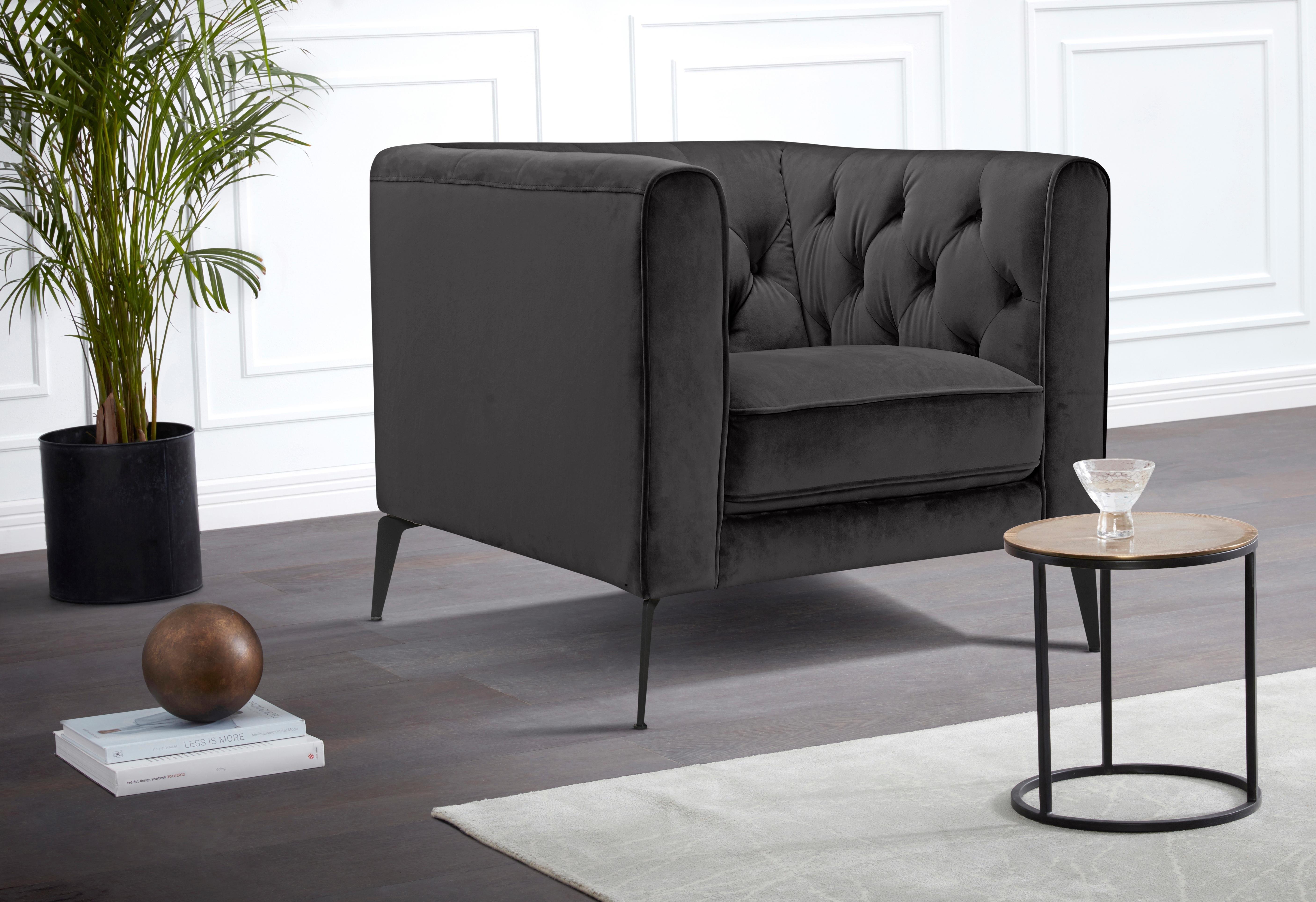 Leonique fauteuil »Narmada« - verschillende betaalmethodes