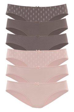 vivance bikinislip (set van 6) multicolor