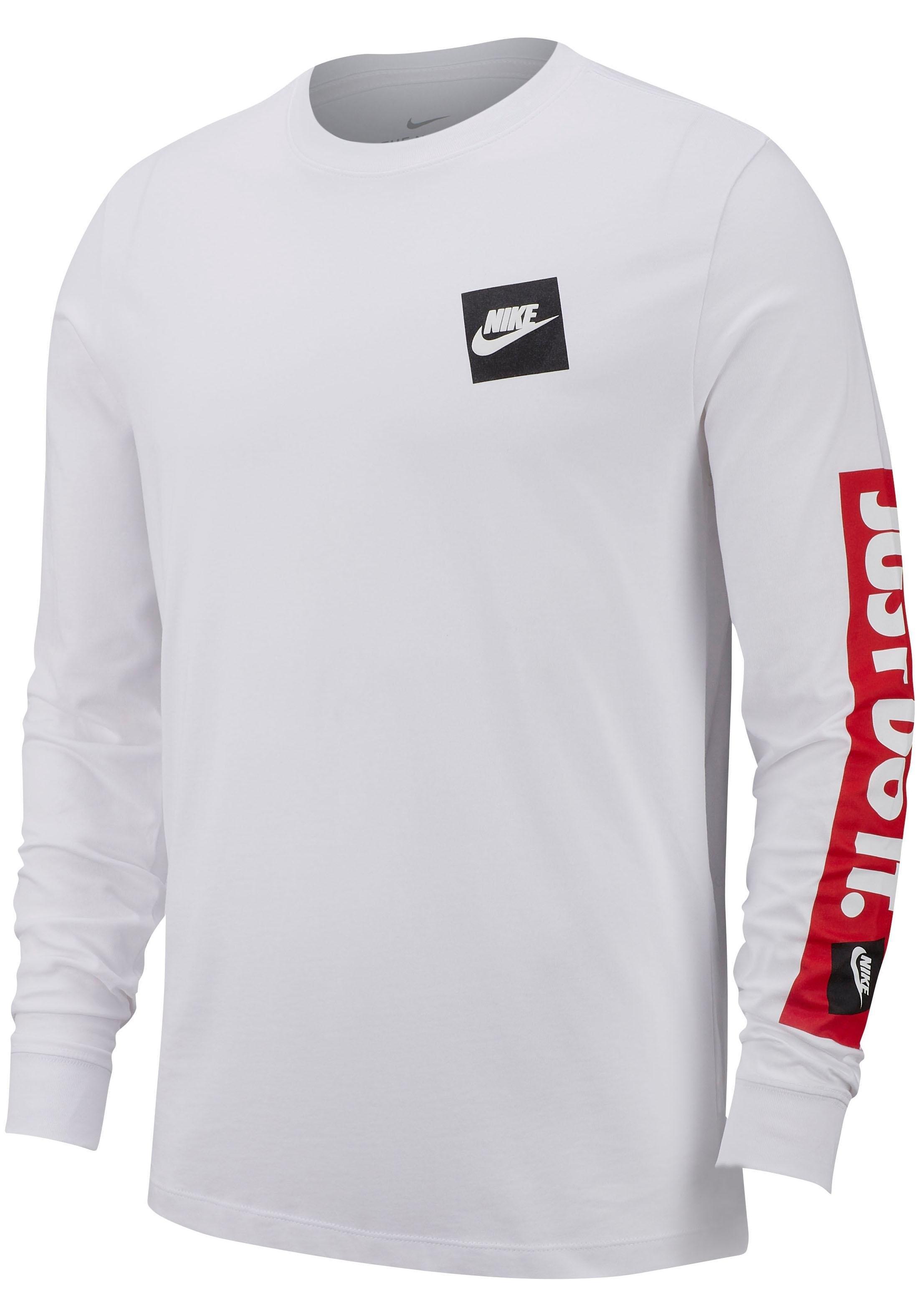 Nike Sportswear shirt met lange mouwen »M NSW LS TEE JDI BMPR« - verschillende betaalmethodes