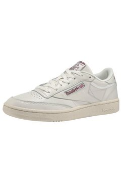 reebok classic sneakers »club c 85 mu« wit