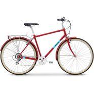 breezer bikes »downtown ex« urban bike rood