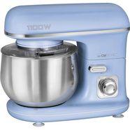 clatronic keukenmachine km 3711 blauw blauw