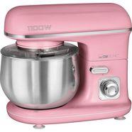 clatronic »km 3711 pink« keukenmachine roze