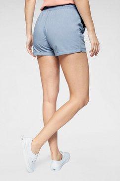 alife and kickin jeansshort »jane« blauw