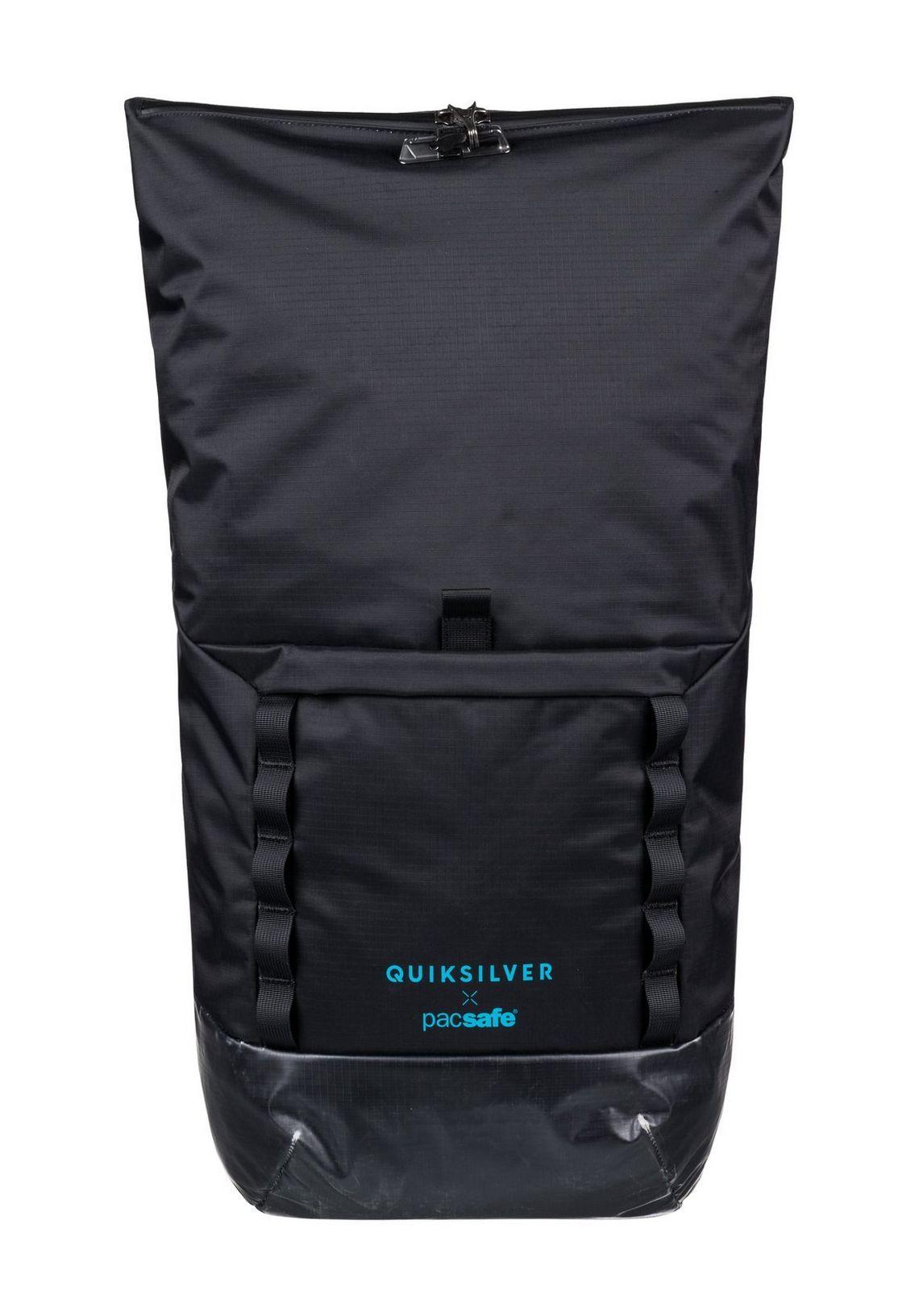 Quiksilver - Pacsafe X QS 30L - Large Antidiefstal Wet/Dry Rugzak makkelijk besteld  zwart