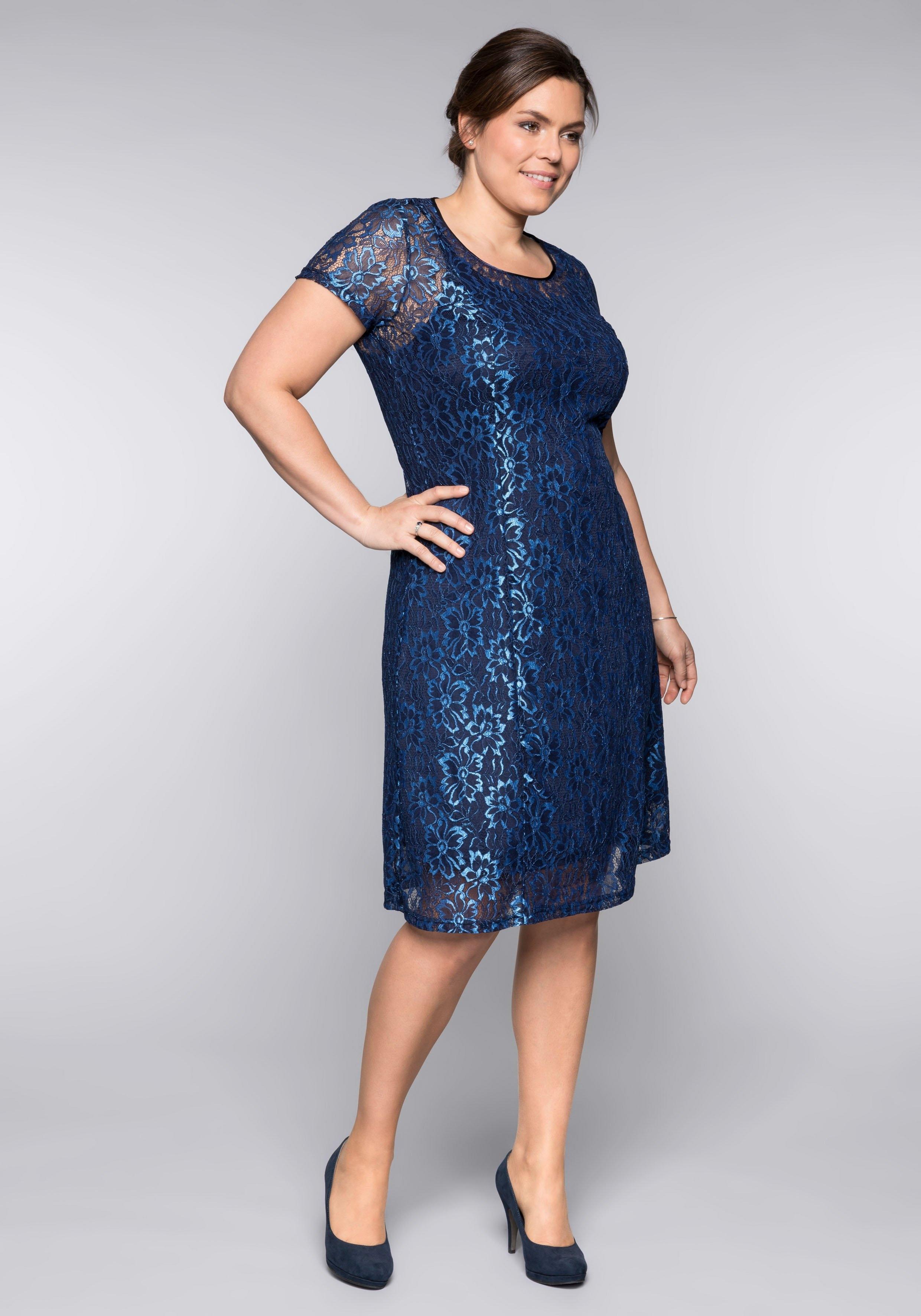 Sheego kanten jurk nu online bestellen