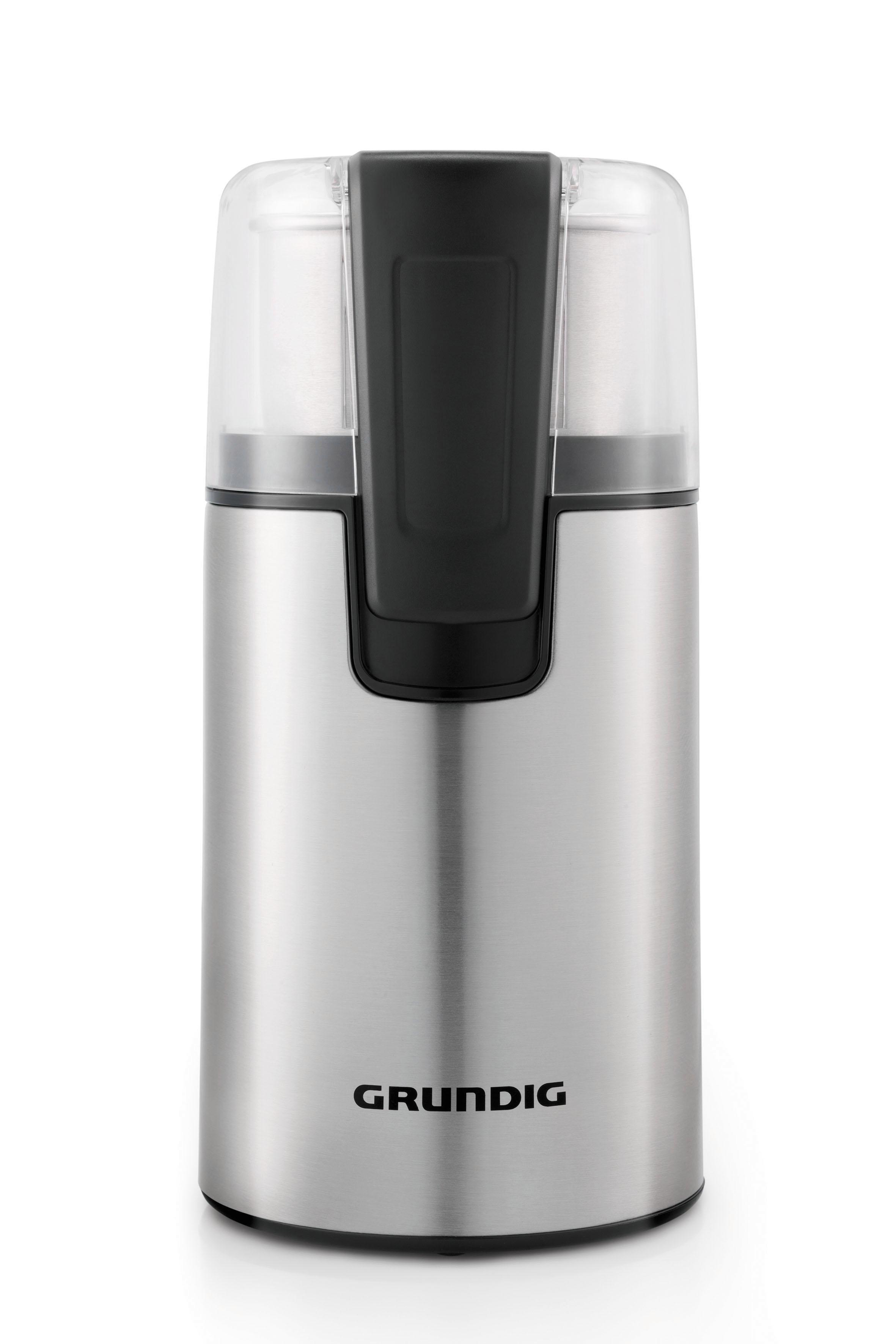 Grundig koffiemolen CM 4760 - verschillende betaalmethodes