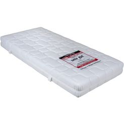 beco exclusiv gelschuimmatras duo gel comfort tweezijdig te gebruiken matras met twee verschillend stevige ligzijden hoogte 20 cm wit