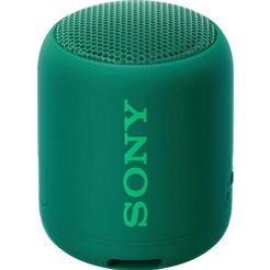 sony »srs-xb12« bluetoothluidspreker (bluetooth, nfc) groen