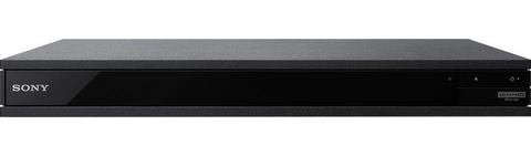 Sony UBP-X800M2 UHD-blu-ray-speler 4K Upscaling, 4K Upscaling, High-Resolution Audio, WiFi, Smart-TV