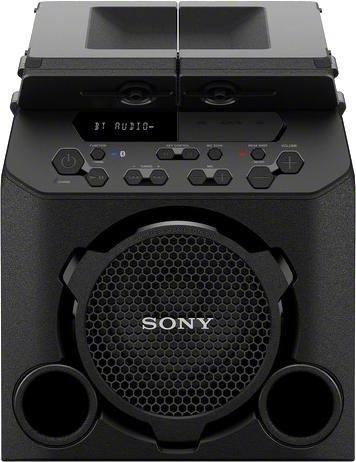 SONY »GTK-PG10« luidsprekersysteem - verschillende betaalmethodes