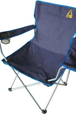 best camp vouwstoel, »koala« blauw